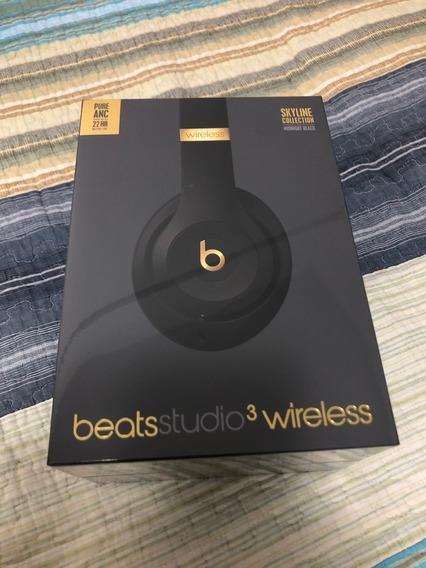 Fone De Ouvido Headset Apple Beats Studio 3 Wireless Lacrado