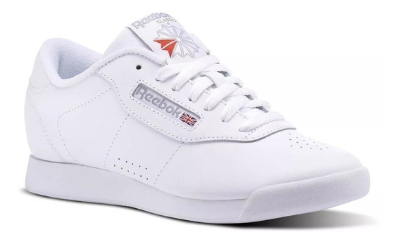 Tênis Reebok Princess Women Branco Original