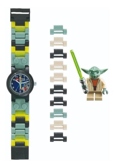 Reloj De Pulso Lego Yoda O8020295 Outlet
