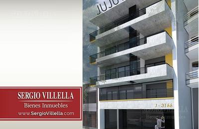 Jujuy 3100 - Venta Departamento Monoambiente En Rosario