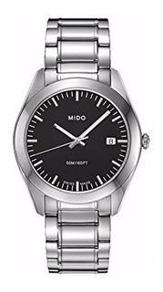 Reloj Hombre Mido M0124101105100 Agente Oficial Argentina