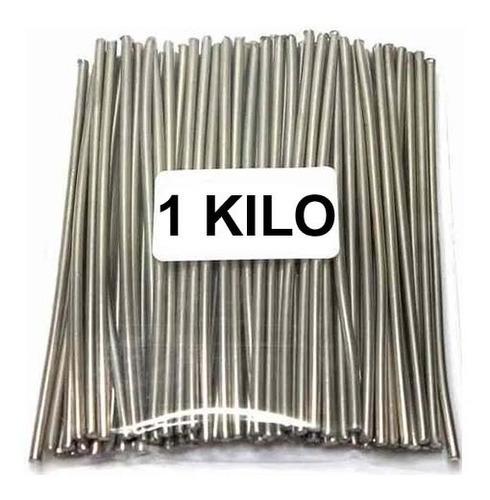 Imagem 1 de 2 de Solda Baixa Fusão Salva Chip 1 Kilo