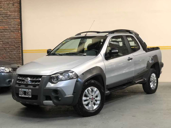 Fiat Strada Adventure 1.6 Adventure Locker