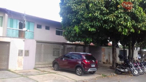 Sobrado A Venda No Bairro Jardim América Em Goiânia - Go. - 262-1
