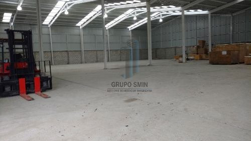 Renta De Bodega De 2200m2 Parque Industrial San Juan Del Rio