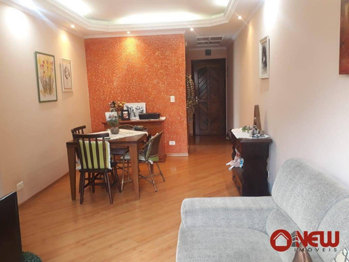 Apartamento À Venda, 70 M² Por R$ 297.000,00 - Jardim Dourado - Guarulhos/sp - Ap1987