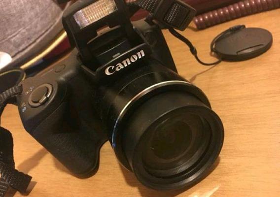 Camera Canon Sx400 Is (zoom Optico 30x)