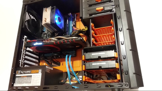 Pc Gamer 8 Cores 3.3ghz 8gb Placa Vídeo Gtx 970 Msi 4gb 1tb