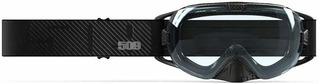 509 Revolver Goggles De Nieve Antiniebla., Fibra De Carbo