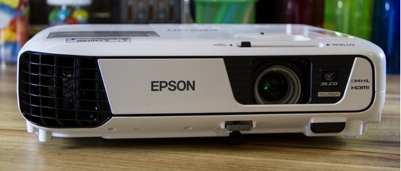 Projetor Epson Powerlite U42+ Full Hd Wireless