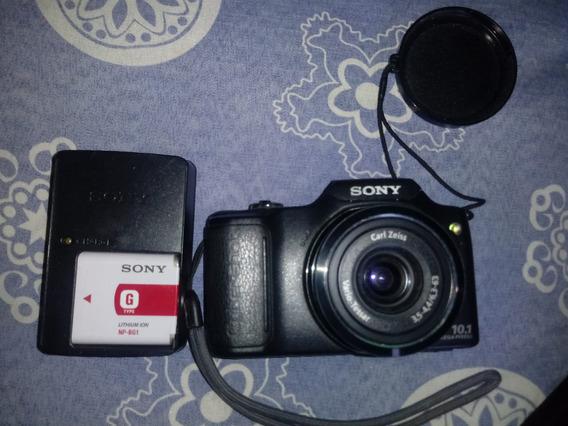 Camera Da Sony Tira Foto E Filma