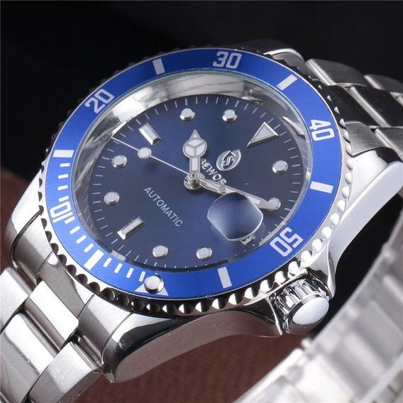 Relógio Sewor Automático Luxo Promoção