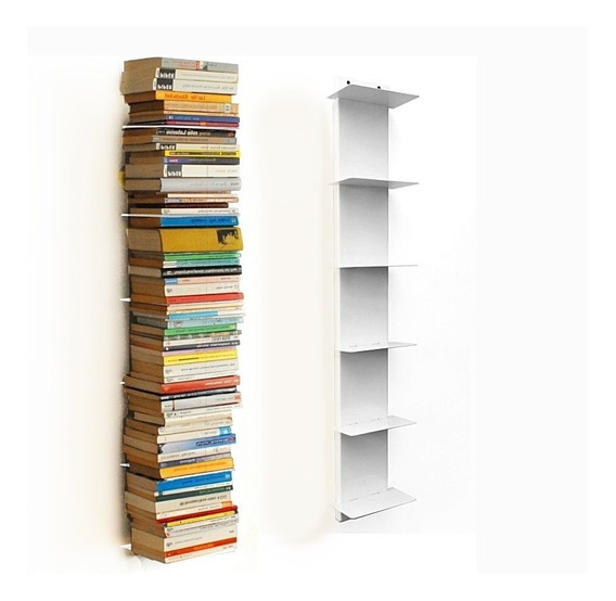 Biblioteca Flotante Sello Buen Diseño Ghost Chapa Objetos