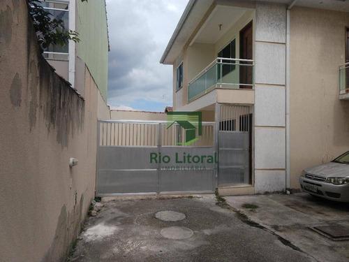 Imagem 1 de 30 de Casa À Venda, 72 M² Por R$ 220.000,00 - Jardim Mariléa - Rio Das Ostras/rj - Ca1219