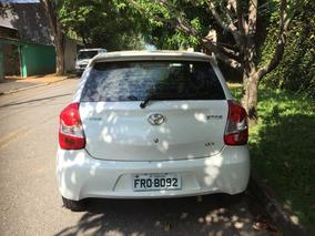 Etios, Semi Novo, Toyota,
