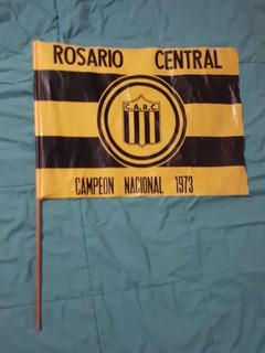 Banderín Club Rosario Central. Año 1973