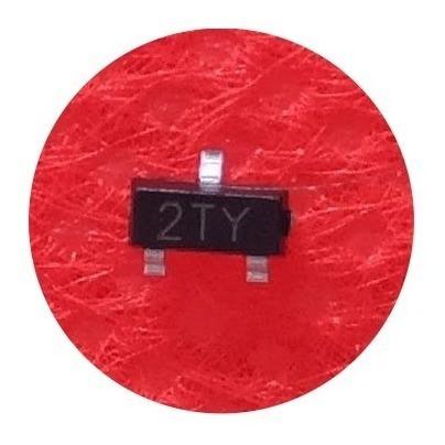 S8550 ( Kit C/50 Unidades) Transistor Smd Sot23 2ty