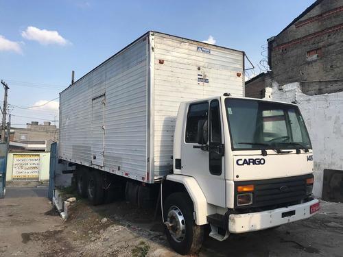 Ford Cargo 1415 Truck Bau
