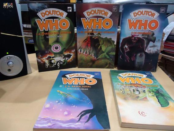 Doutor Who 2 E Os Monstros Das Cavernas Coleção Andrômeda