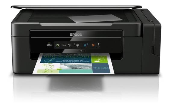 Impressora Multifuncional Epson Ecotank - L395