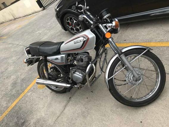 Moto Honda Ml 125 1979