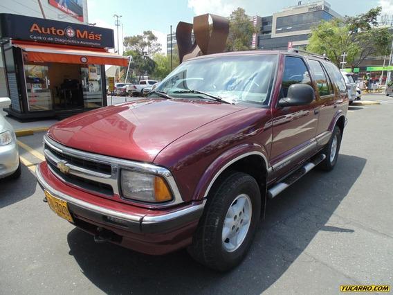 Chevrolet Blazer Ls M/t