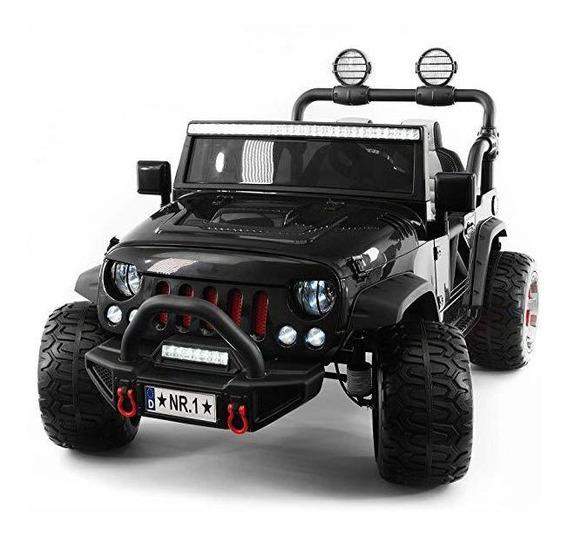 Explorer 12v Power Kids Ride-on Car Truck R C Parental Rem ®
