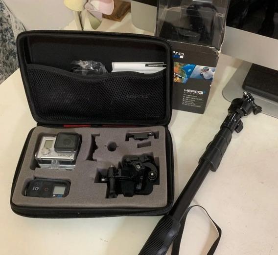 Câmera Gopro Hero 3+ Black Edition Com Wi-fi Integrado