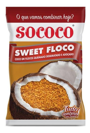 Sweet Floco Queimado Sococo 1 Kg
