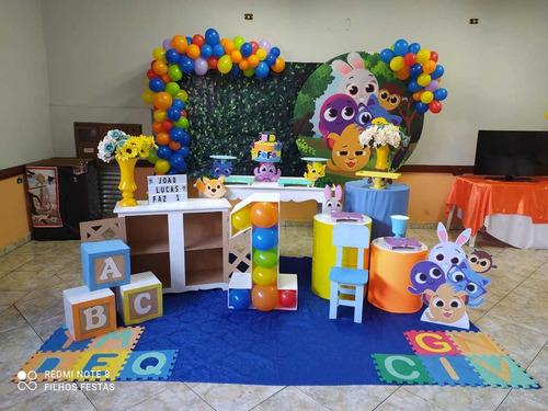 Imagem 1 de 5 de Decorações De Festas Infantis