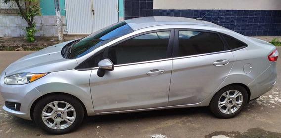 New Fiesta Sedan Completo