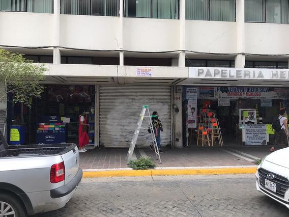 Local En Renta En Guadalajara-centro