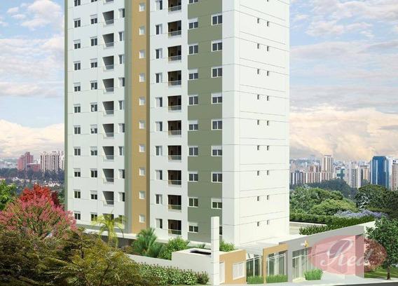 Apartamento Para Venda E Locação - Cond. Allegro - Centro - Mogi Das Cruzes - Ap1361