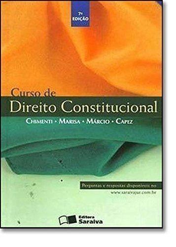 Curso De Direito Constitucional Ricardo Cunha Chimenti