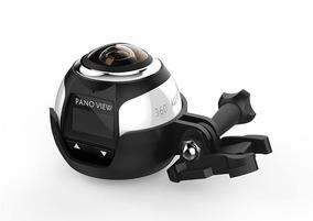 Câmera 360º Pano View Experience Video