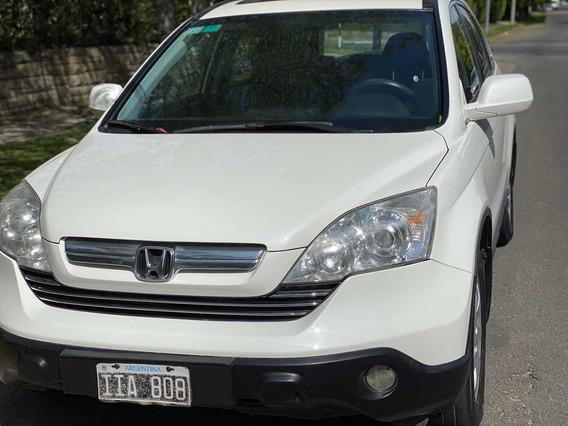 Honda Cr-v 2.4 Ex Mt 4wd 2009