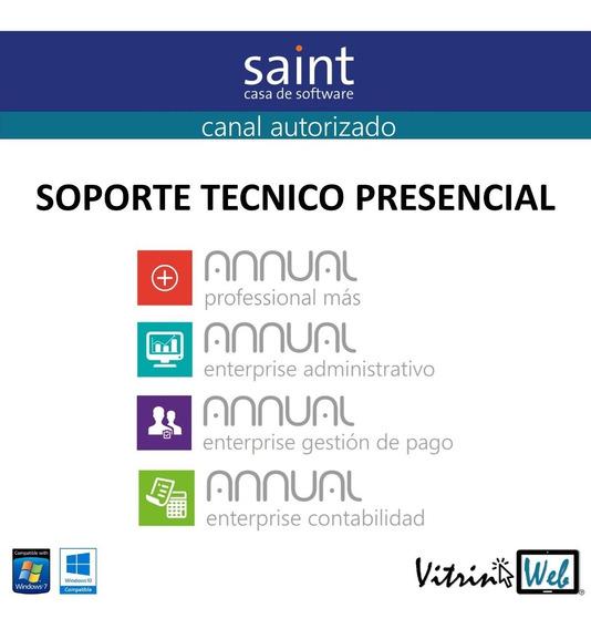 Servicio Técnico Soporte Sistemas Saint