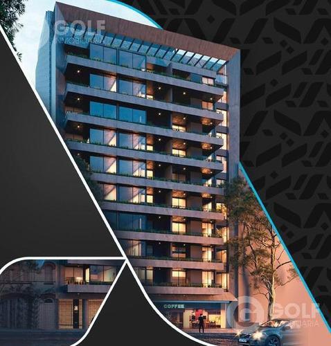 Vendo Apartamento 1 Dormitorio,  Garage Opcional, En Construcción, En Punta Carretas.