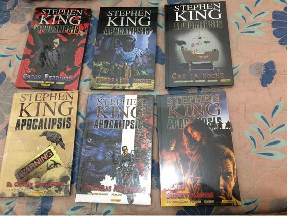 Stephen King Apocalipsis Panini Comics Pasta Dura