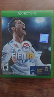 Fifa 18 Para Xbox One Al Mejor Precio $249!!!