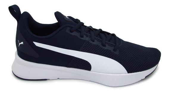 Tenis Puma Flyer Runner 192257 01 Peacot White Azul Softfoam
