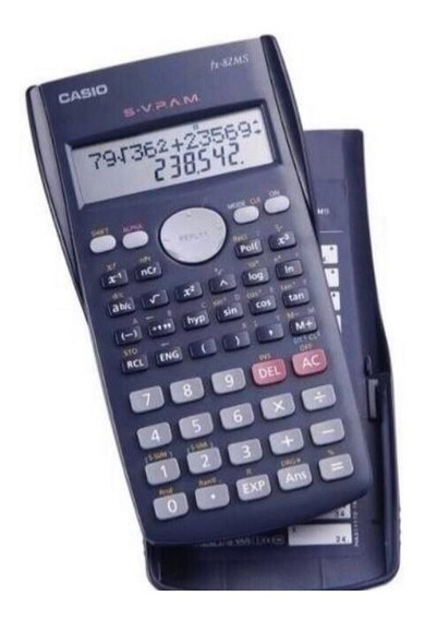 Calculadora Científica Casio Fx-82ms Original