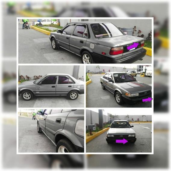 Toyota Corolla Vendo Toyota Coralla