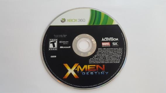 Jogo X-men Destiny - Xbox 360 - Original - Mídia Física