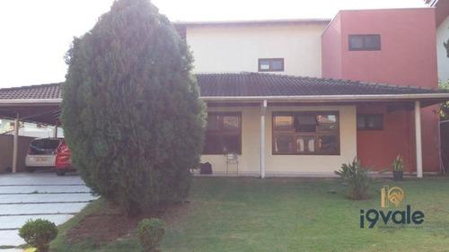 Casa Com 4 Dormitórios À Venda, 490 M²- Vila Branca- Jacareí - Ca1745