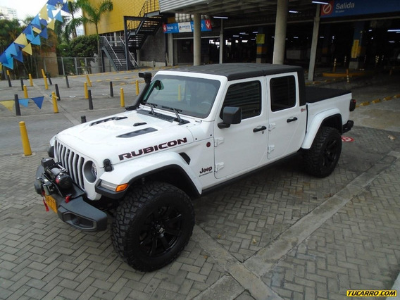 Jeep Rubicon Gladiator