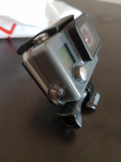 Gopro Hero+ Bateria Nova Com Suporte
