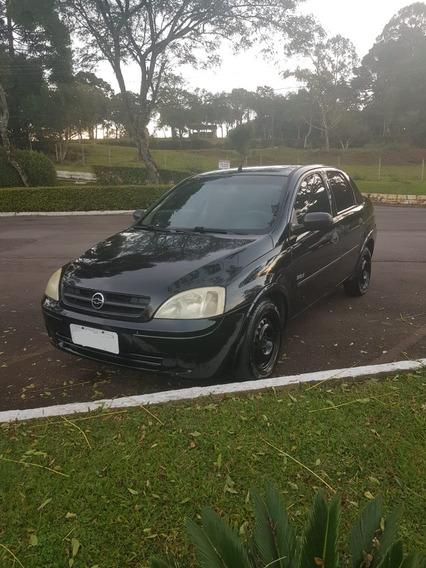Gm - Chevrolet Corsa Em Ótimo Estado Abaixo Da Fipe - 2007