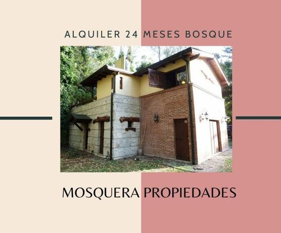Alquiler 24 Meses Casa Bosque Peralta Ramos