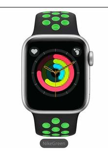 Smartwatch Fitness Ios Ou Android Série 5 44mm + Pulseira